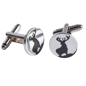 Stag Monarch Cufflinks