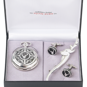 Watch Stag Gift Set
