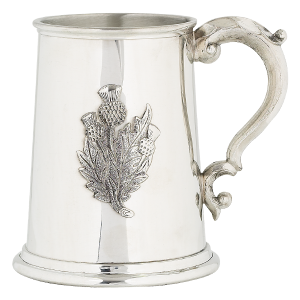 thistle pint tankard