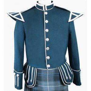 military doublet green